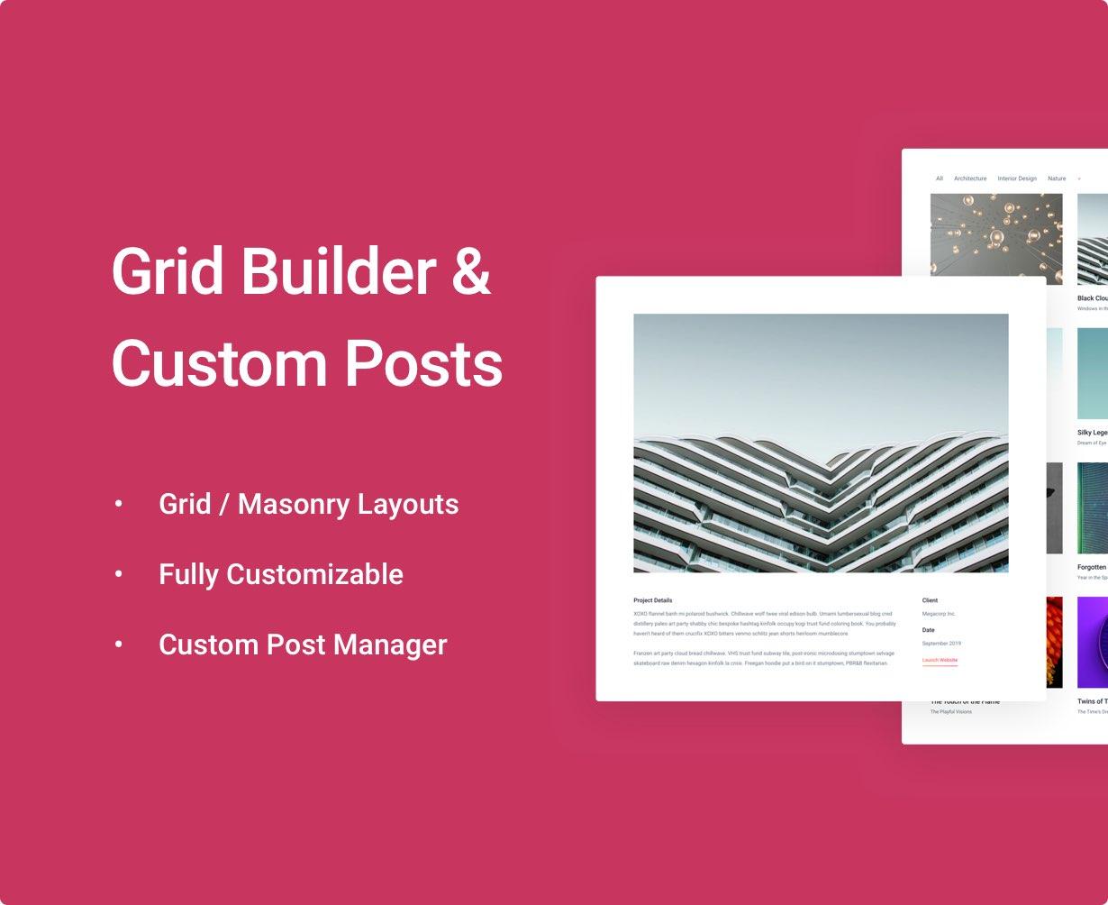 Engin - Multipurpose Landing Page WordPress Theme - 8