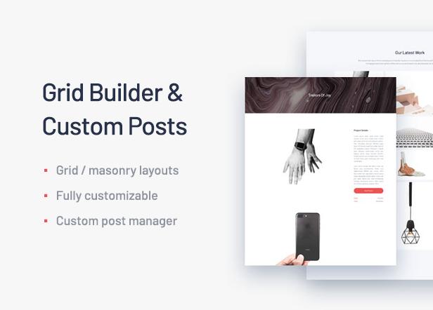 Sole-One page WordPress theme-8